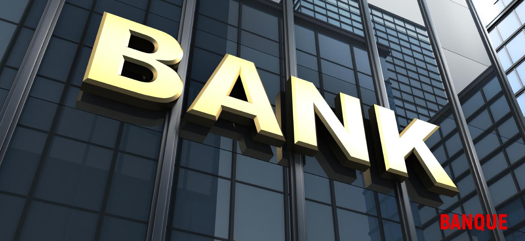 les banques en france